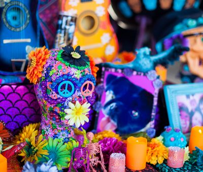 Celebrate Day of the Dead as you Wed